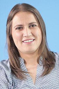 Adriana Peón, Directora para Pequeños y Medianos Negocios en América Latina