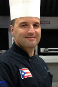 Foto del chef Felipe González