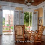 Sala a la entrada - Casa Pueblo