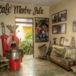Sala de tostar café - Casa Pueblo