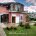 Placas solares - Casa Pueblo